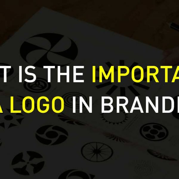 What is the importance of a logo in branding?