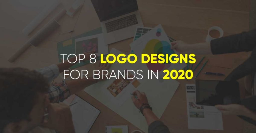 8 logo design