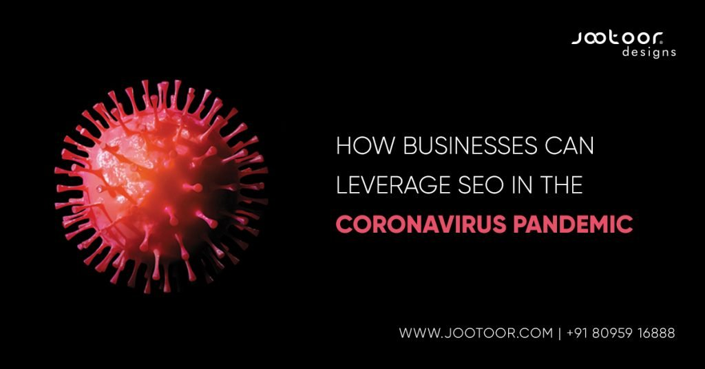 How Businesses Can Leverage SEO in the Coronavirus Pandemic