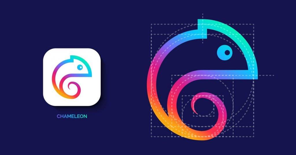 golden ration logo design samples
