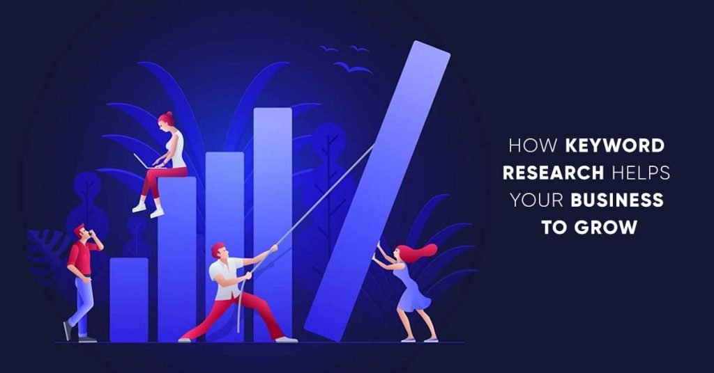 How keyword research helps your business to grow