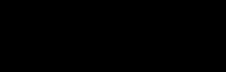 White and Black Logo