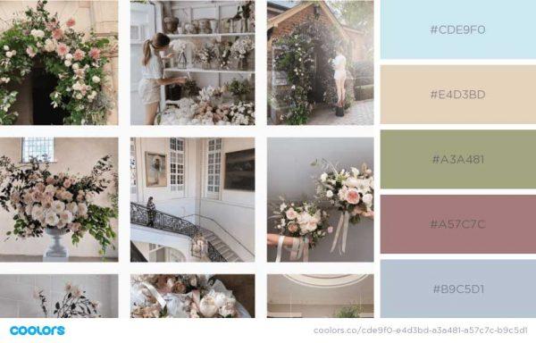 Pastel Instagram Theme
