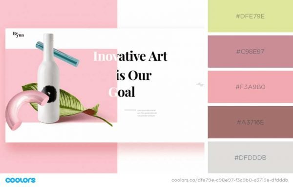 Pastel Website Theme