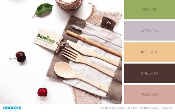 Pastels In Eco-friendly Products