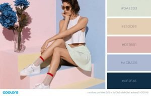 Pastels in Fashion